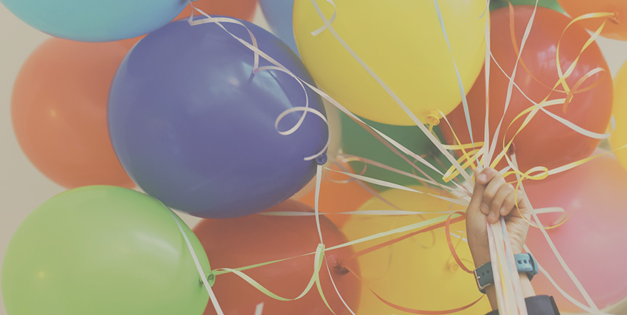 Image of balloons
