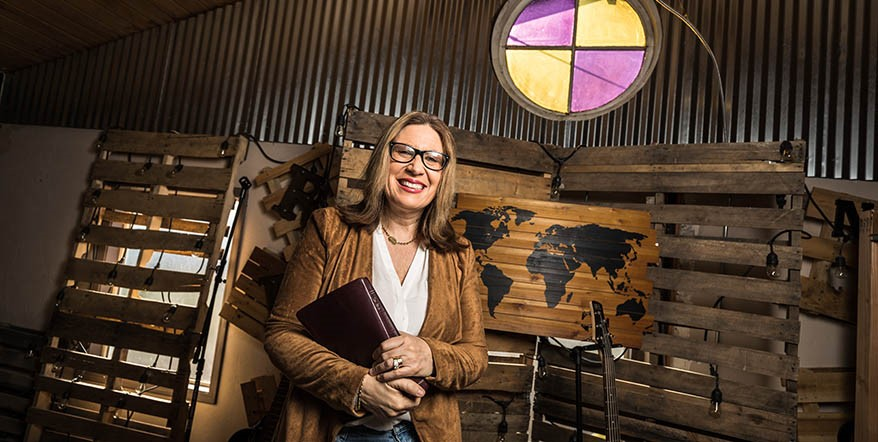 Uncommon Oregonian Michelle Lewis is a true inspiration to others, including her kids, congregation, company employees, real estate clients, the homeless, and the women she mentors.