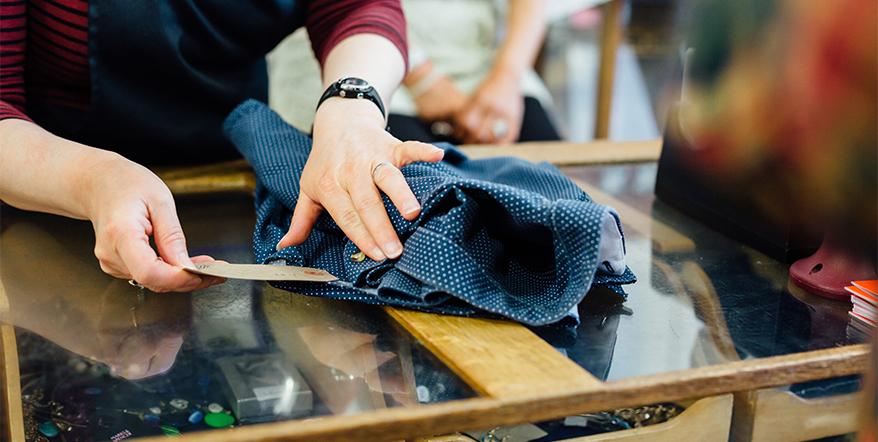 Image of clothing purchase.