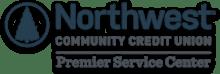 Northwest Community Credit Union Premier Service Center Logo
